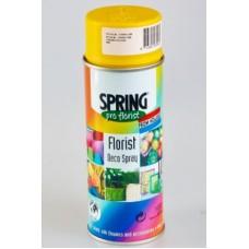 Краска-спрей желтая 400 ml
