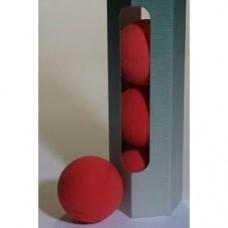 Пиафлор Шар 9 см Красный