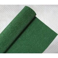 Креп зеленый