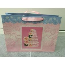 Подарочный пакет Свадебный Торт
