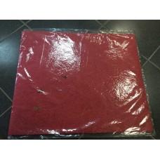 Фетр листовой Красный