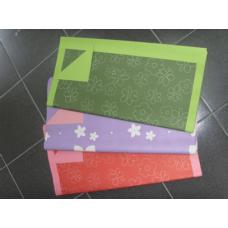 Упаковочная бумага с цветочками