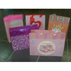 Пакет подарочный M