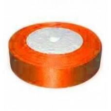 Лента атласная оранжевая (2,5 см)