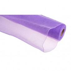Сетка однотонная фиолетовая
