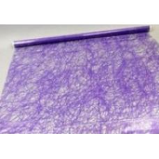 Пленка Коллекция Паутинка фиолетовая